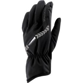 Sealskinz Waterproof All Weather LED Fahrradhandschuhe black